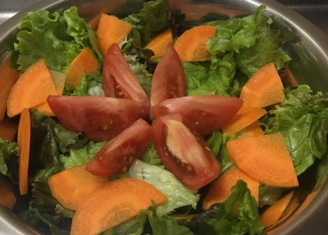 不器用旦那の料理その4:超簡単ササッとサラダ