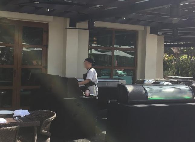 クリムゾンリゾート&スパマクタンの朝食ビュッフェ 2日目