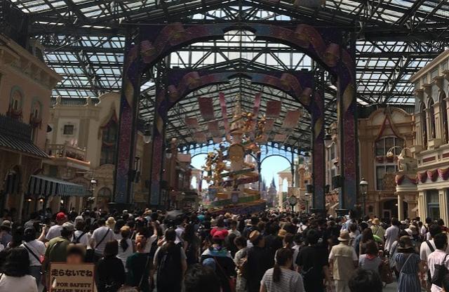 35周年の東京ディズニーランドに行ってきました[2018年夏]