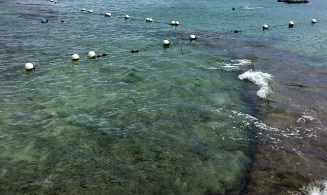 クリムゾンのプライベートビーチについて