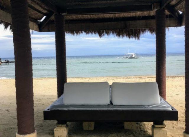 プルクラ(Pulchra)のヴェントス(Ventus)でランチ[セブ島・個人手配で新婚旅行2018]