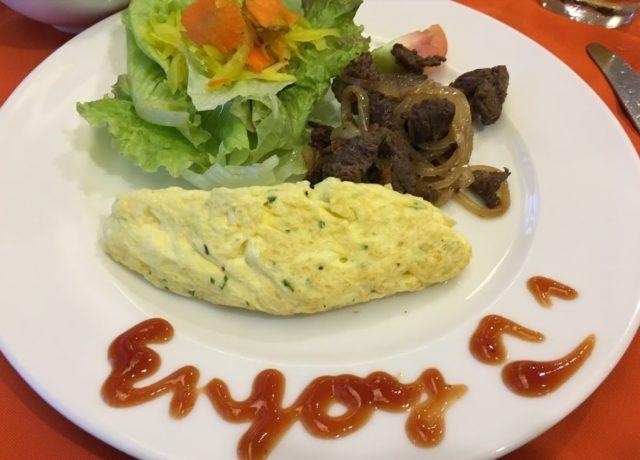 リーパ(Ripa)朝食1回目