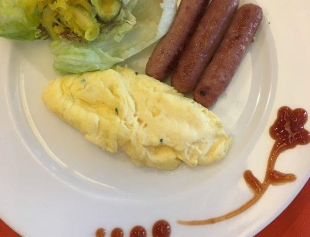 リーパ(Ripa)朝食4回目