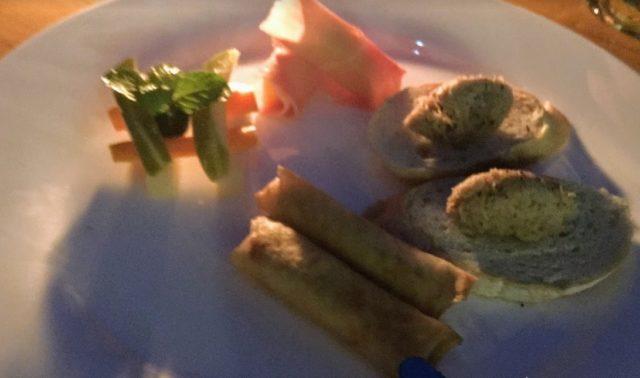 プルクラ(Pulchra)最終日はヴェントスでディナー