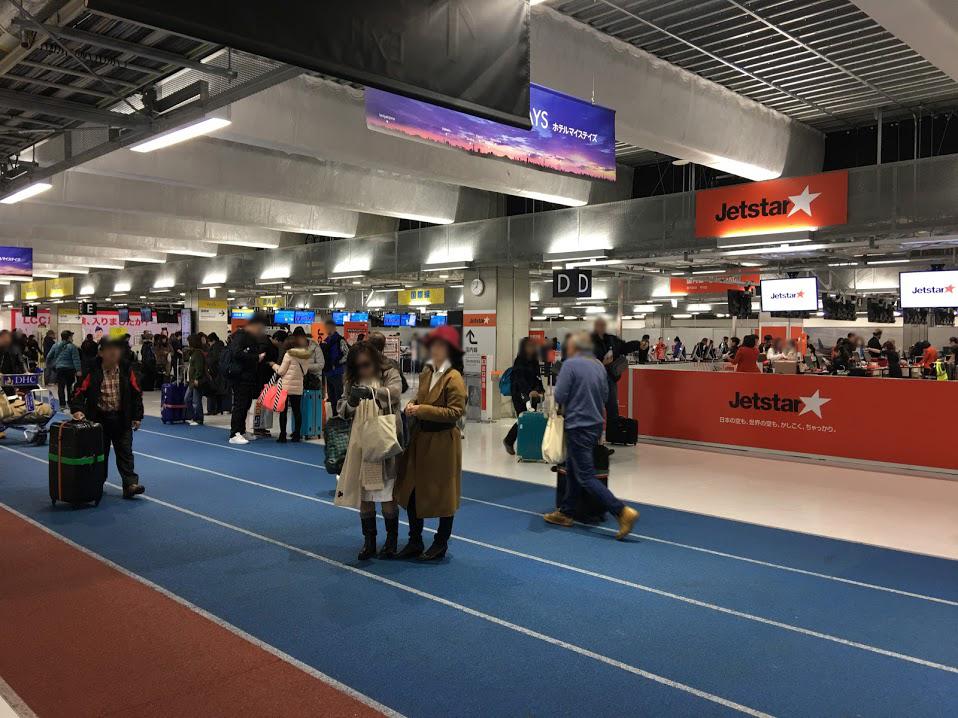 成田空港第3ターミナルの感想