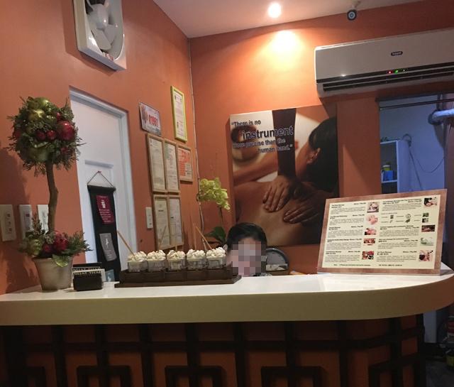 NUAT THAI(ヌアッタイ)の店内の様子